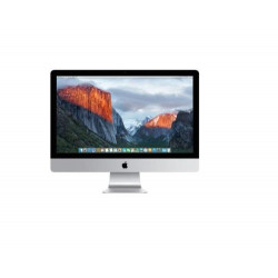 Apple iMac 27` Retina 5K 1 To Fusion Drive 8 Go RAM Intel Core i5 quadricœur à 3,2 GHz MK472FN/A