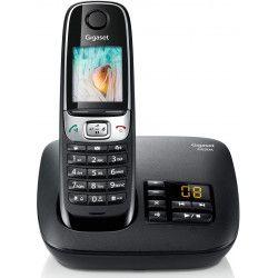 Gigaset - Téléphonie fixe GIGA C 620 A NOIR
