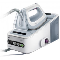 BRAUN IS5055WH Centrale vapeur CareStyle 5 ? Snow White