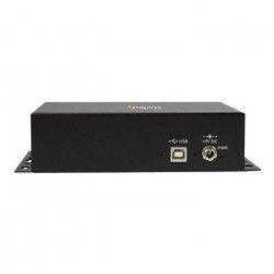 STARTECH Hub USB vers 8 ports série RS232 - Adaptateur USB-B (F) vers 8x DB9 RS232 (M) a fixation murale / sur