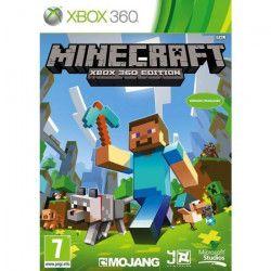 Minecraft Jeu Xbox 360