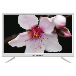 Téléviseur écran plat SCHNEIDER - LD24SCH13WHT