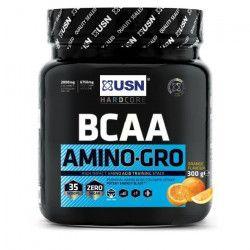 USN Anabolic BCAA Amino gro Orange 300 gr Prise de Masse