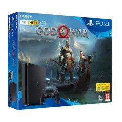 Nouvelle PS4 1 To + God of War Jeu PS4