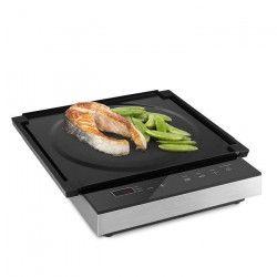 CASO S-Line 2100 Plaque de cuisson posable Teppanyaki - Inox