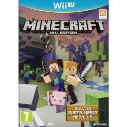 Minecraft Wii U Edition Jeu Wii U