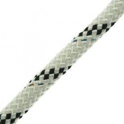 POLYROPES Drisse Proline Blanc 10mm 40m