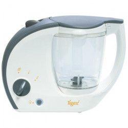TIGEX Robot Cuiseur vapeur mixeur Bebe Gourmet Mini Chef