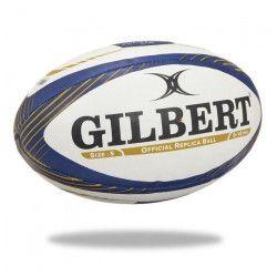 GILBERT Ballon de rugby REPLICA - Champion Cup - Taille 5