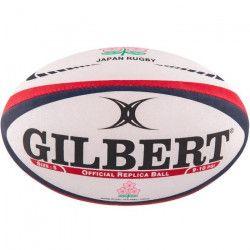 GILBERT Ballon de rugby REPLICA - Japon - Taille 5
