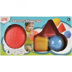WDK Coffret 4 Balles Sensorielles