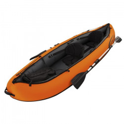 BESTWAY Kayak Gonflable Ventura + 2 Pagaies