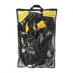 PLASTIMO Gilet de Sauvetage EVO 165/Z Automatique Pro-Sensor Harnais - Noir