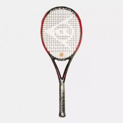 DUNLOP Raquette de tennis Blackstorm Pro 2.0 G1 - Noir et rouge