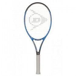 DUNLOP Raquette de tennis Blaze Elite 2.0 G1 - Noir et bleu