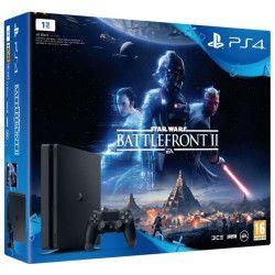 Nouvelle PS4 1 To + Star Wars Battlefront II