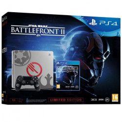 Nouvelle PS4 1 To Star Wars Battlefront II Edition Spéciale + Star Wars Battlefront II Edition Deluxe
