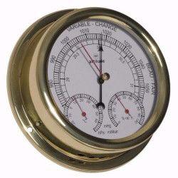 ALTITUDE Barometre Thermometre Hygrometre - Laiton - ø 150 mm