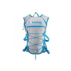 COLUMBUS Sac d`hydratation Amanzi 10 Bleu et gris