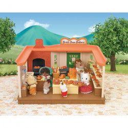 SYLVANIAN FAMILIES 5237 Boulangerie Traditionnelle Et Figurine