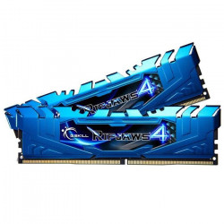 G.Skill Mémoire PC RipJaws 4 - DDR4 - Kit 16Go (2x 8 Go) - 3000 MHz - CL15 - Bleu / Noir
