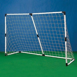 COUPE DU MONDE FIFA 2018 - Grande cage de But (ou Modulable pour 2 Mini cages de But de Football) avec Ballon