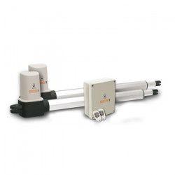 SCS SENTINEL Kit de motorisation a vérins pour portail battant 3mx300kg SCS 1 standard MVE0038