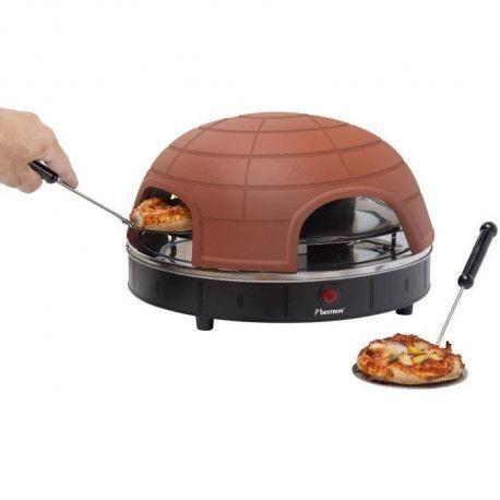 bestron apg410 four a mini pizza noir. Black Bedroom Furniture Sets. Home Design Ideas