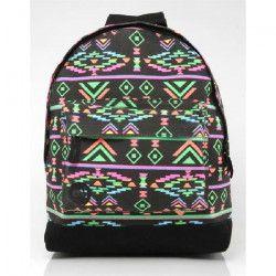 MIPAC Sac a dos série premium Aztec Neon Noir