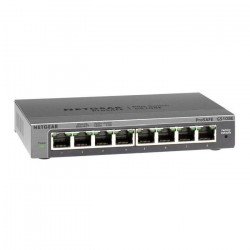 NETGEAR Switch Web Managed (Plus) Configurable 8 Ports GS108E-300PES