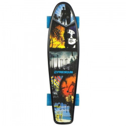 FREEGUN Skateboard Vintage Stripe 22,5``