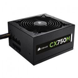 CORSAIR Alimentation CX750M - 750W - Semi Modulaire - 80+ Bronze (CP-9020061-EU)