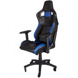 CORSAIR Fauteuil Gamer T1 Race - Noir et Bleu (CF-9010004-WW)