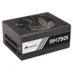 CORSAIR Alimentation PC RM750i - 750 Watts - Full Modulaire - 80+ Gold - Interface Corsair Link (CP-9020082-EU)