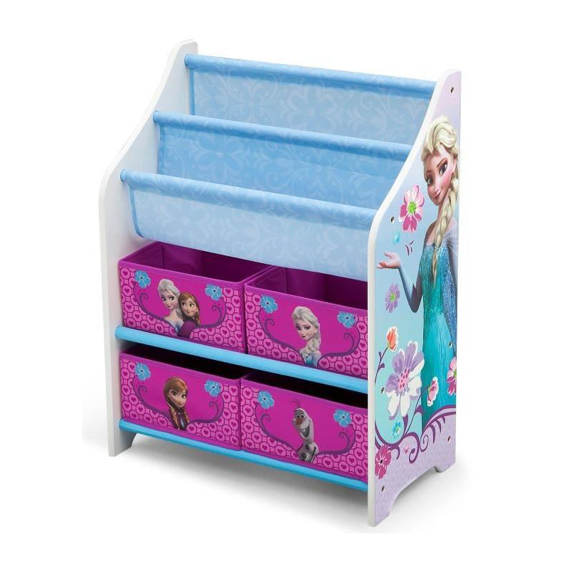 la reine des neiges meuble enfant de rangement. Black Bedroom Furniture Sets. Home Design Ideas