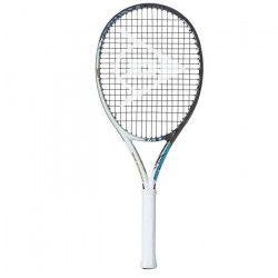 DUNLOP Raquette de tennis Force 105 G3 - Blanc et noir