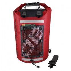 OVERBOARD Sac Tubulaire Étanche Modele Ultra Litresight - 30 Litres - Rouge