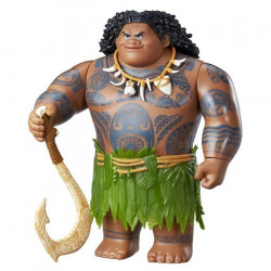 DISNEY PRINCESSES - MAUI - Figurine 30cm