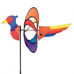 HQ INVENTO Moulin a vent oiseau Paradise Critters