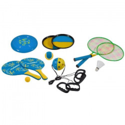 HUDORA Set de Jeu de Plage 11 pieces