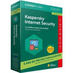 KASPERSKY Internet Security 2018 (1 Poste/ 3 Ans) - Edition Spéciale