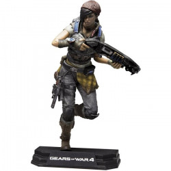 Figurine Gears of War 4 : Kait Diaz