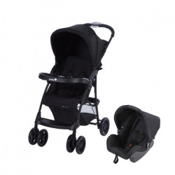 SAFETY 1ST Poussette combinée duo Taly 2 in 1- Full Black