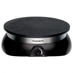 THOMSON THPM50459 Crepiere professionnelle - Ø33 cm - Noir
