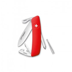 SWIZA Couteau Suisse D04 Rouge