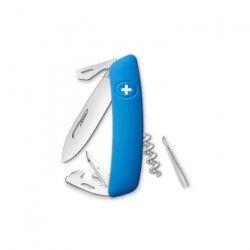 SWIZA Couteau Suisse D03 Bleu