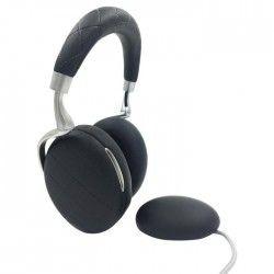PARROT PF562101 Zik 3 by Starck - Casque audio Bluetooth Noir Surpiqué avec chargeur a induction