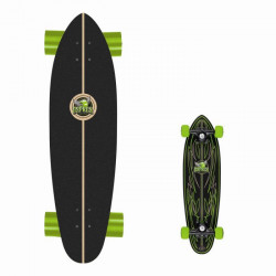 OSPREY Skateboard Mini Cruiser Pin Stripe Adulte