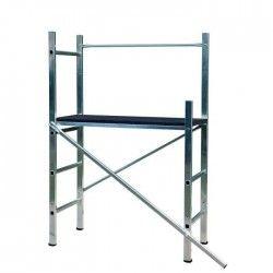 CENTAURE Echafaudage aluminium MINI'UP, hauteur de travail 3m