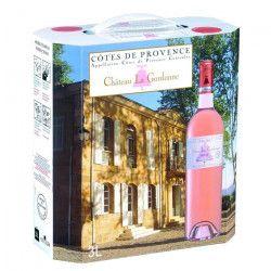 BIB 3L Château la Gordonne - Vérité du terroir Côtes de Provence rosé